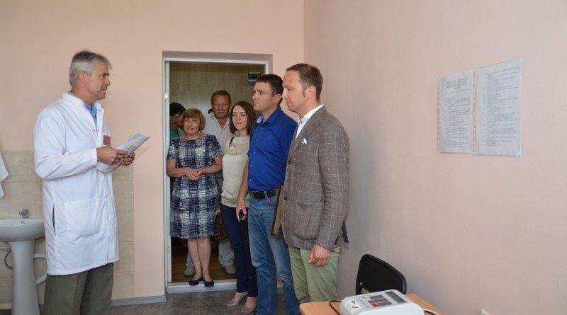 Главный врач Петропавловской ЦРБ рассказывает о значимости проекта