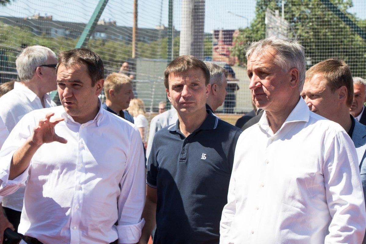Дніпрі відновили стадіон «Трудові резерви»_1