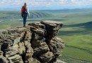 гора_альпинист