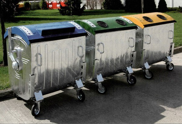 мусорные баки