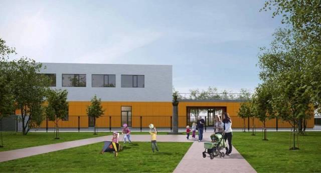 Європейські садки з сонячними батареями будують в селах Дніпропетровщини