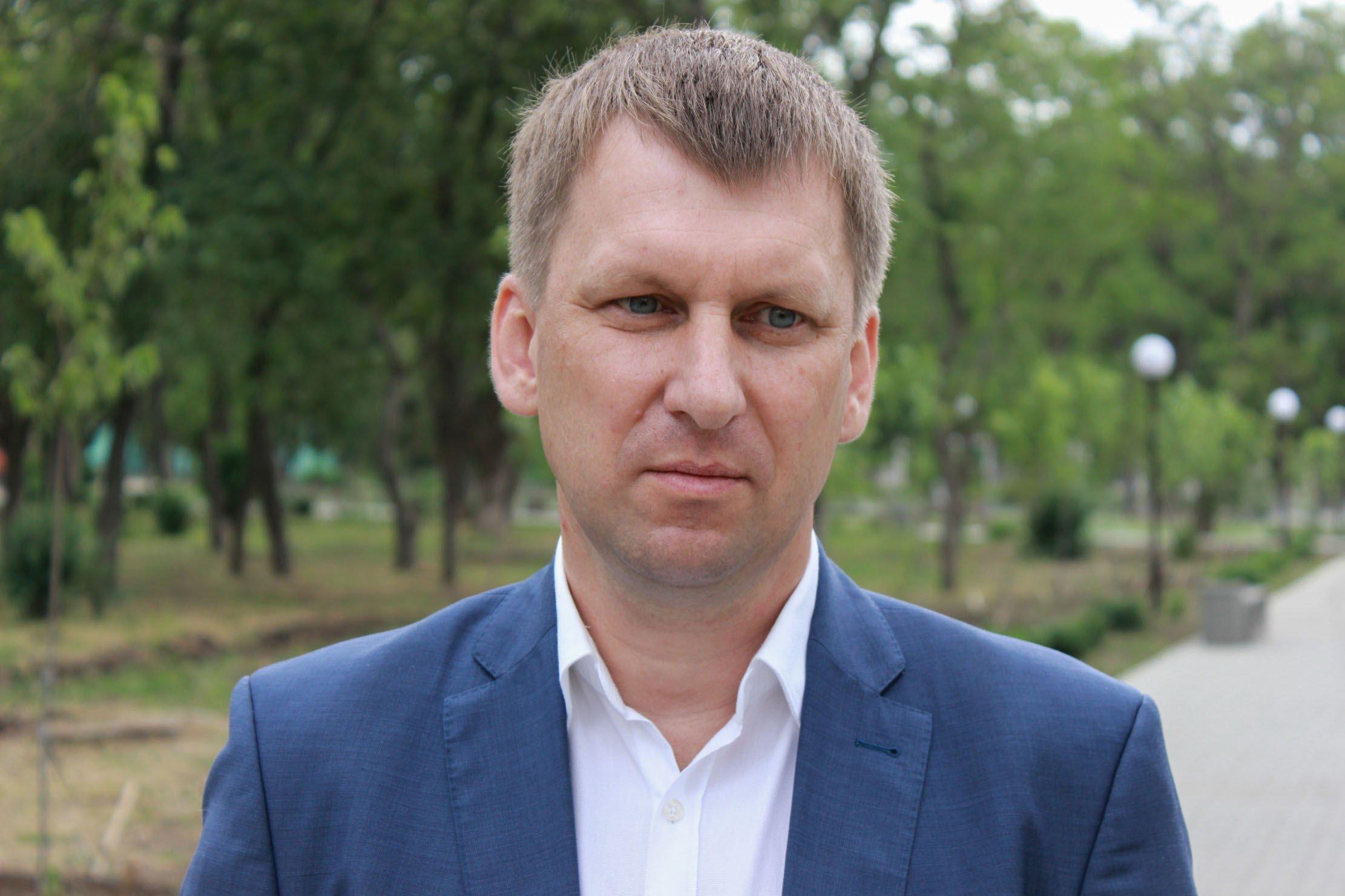 розказав міський голова Покрова Олександр Шаповал