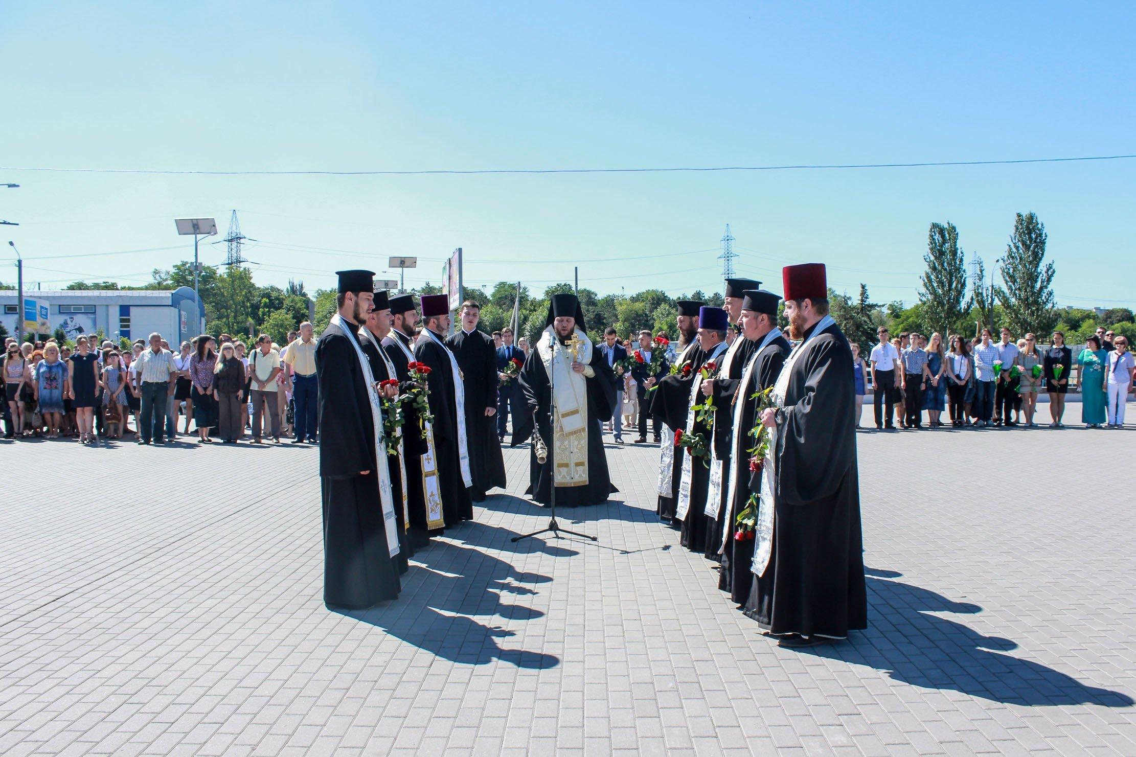 Пам'ять жертв Другої світової війни вшанували на Дніпропетровщині_3