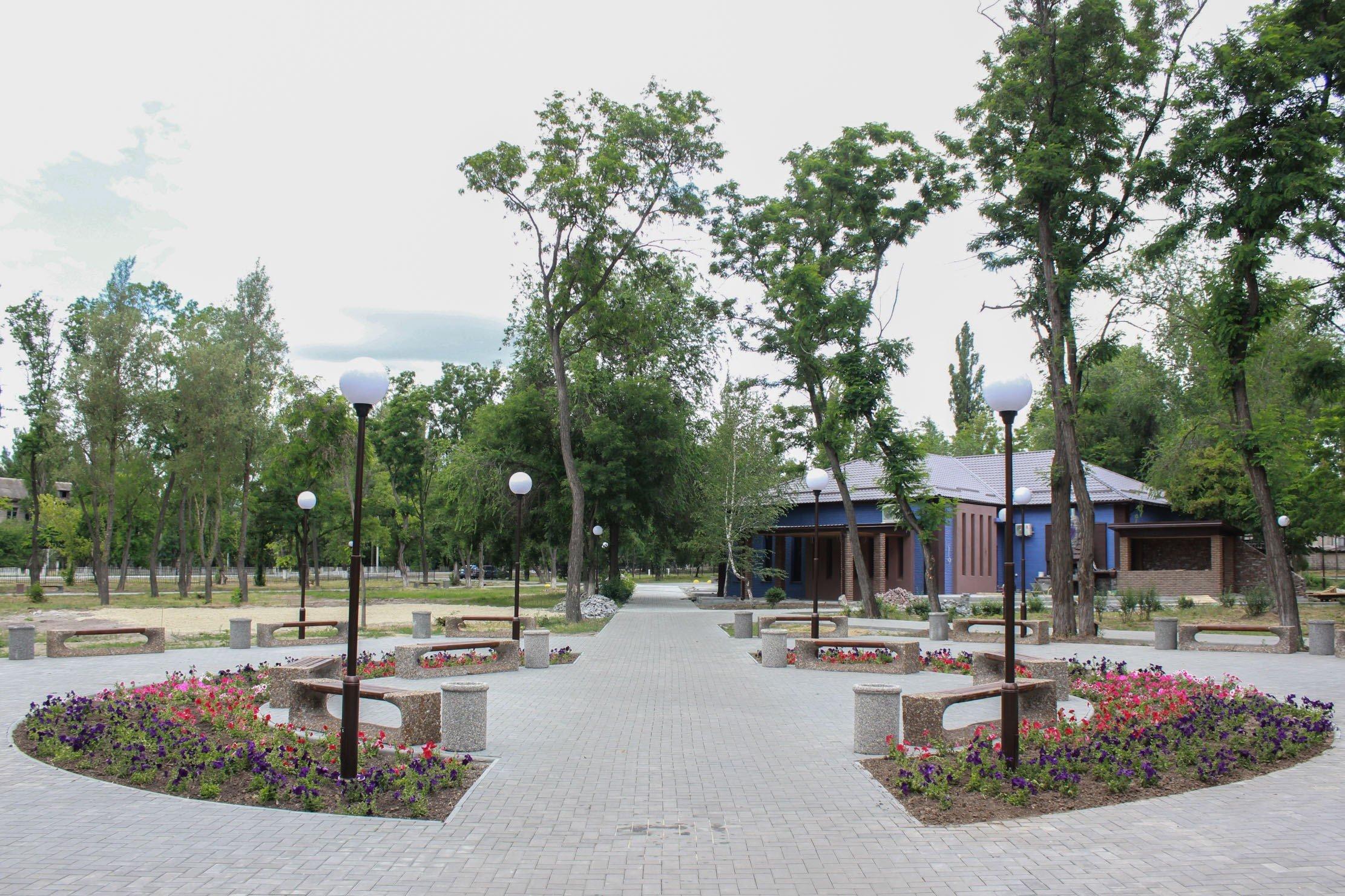 Найбільший парк Покрова з пустки перетвориться на міський центр відпочинку