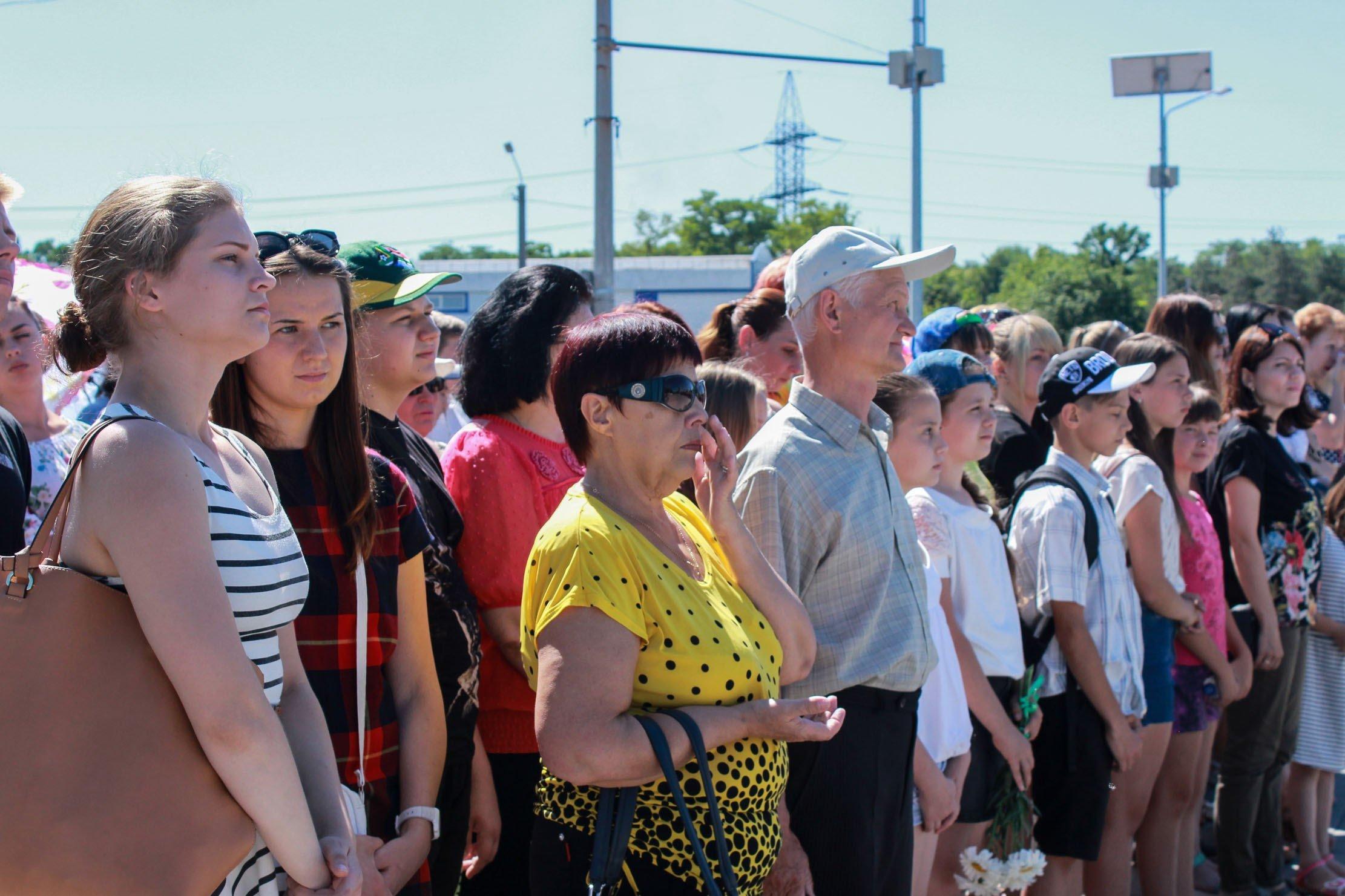 Пам'ять жертв Другої світової війни вшанували на Дніпропетровщині_4