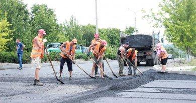 У Тернівці капітально ремонтують головну транспортну магістраль міста
