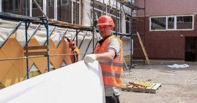 У Синельниківській середній школі №7 Дніпропетровської області розпочався капітальний ремонт