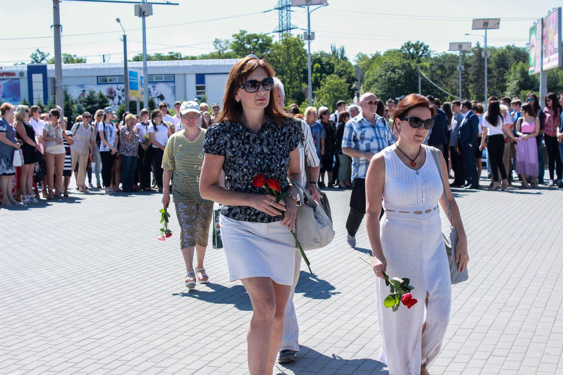 Пам'ять жертв Другої світової війни вшанували на Дніпропетровщині_7