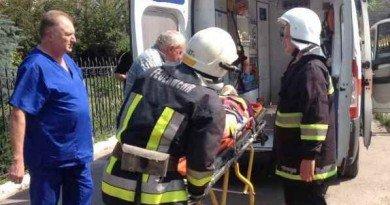 Павлоград_жінка випала з вікна