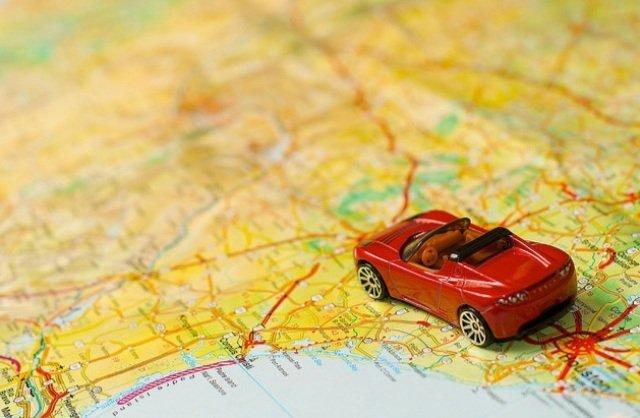 в Европу на автомобиле