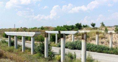 объездная дорога вокруг Днепра
