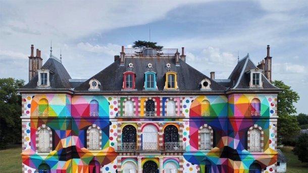 покинутий палац во Франції
