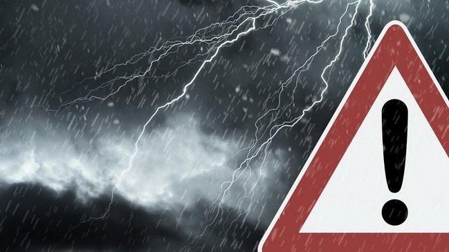 штормовое предупреждение