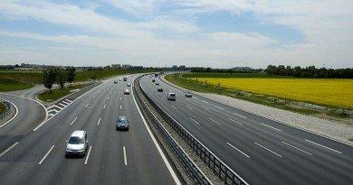Названы самые опасные дороги Украины