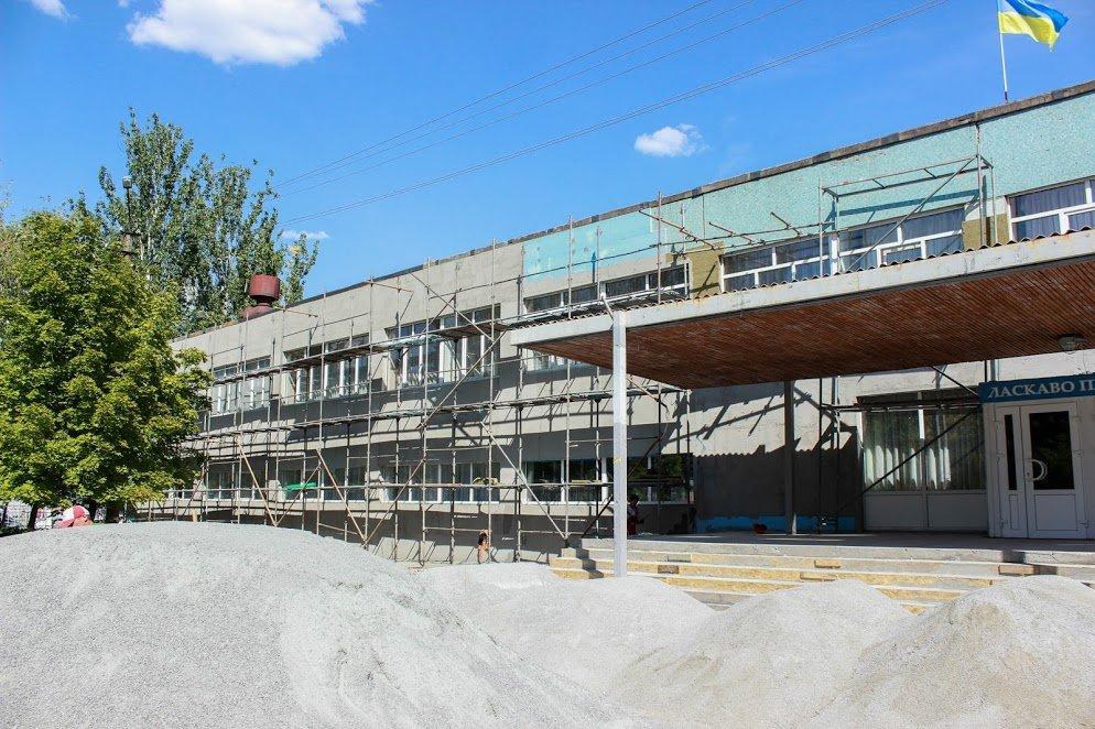 Реконструкція шкіл