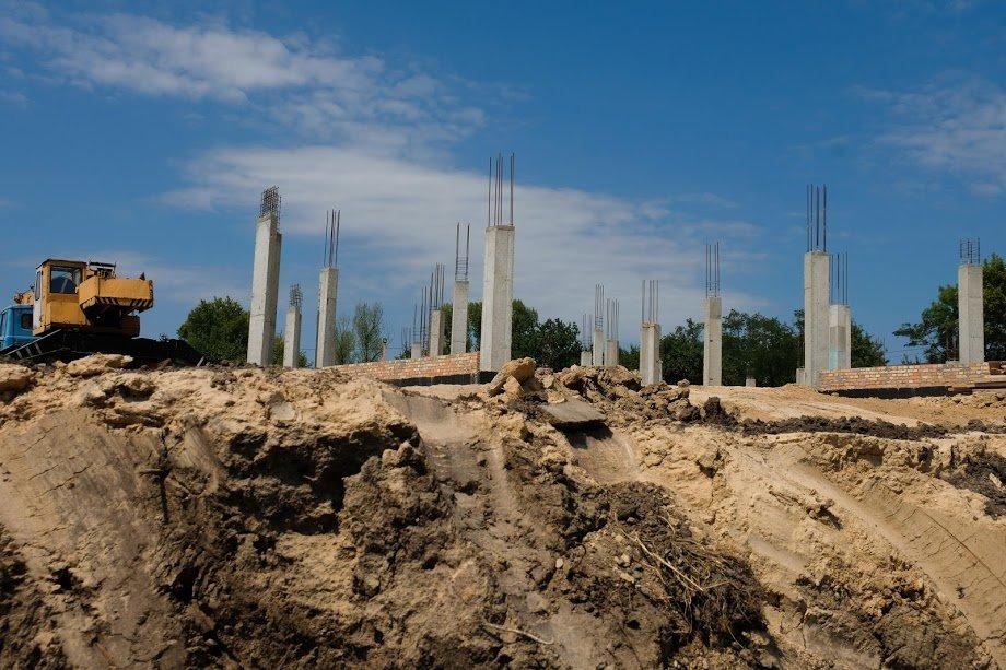 будівництво садків