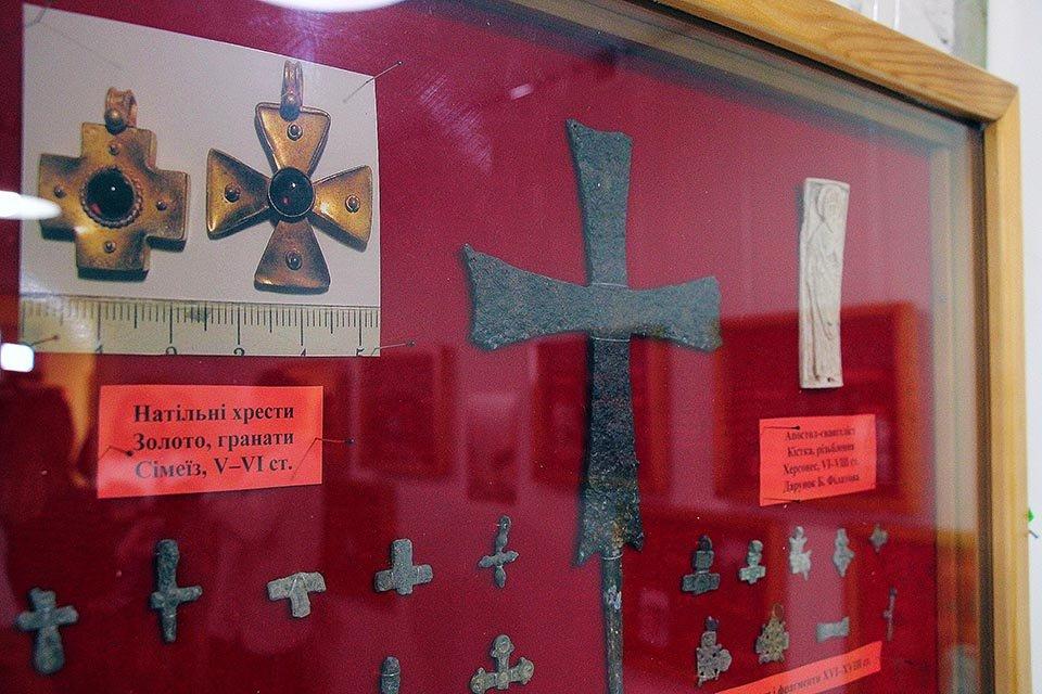 виставка християнських святинь