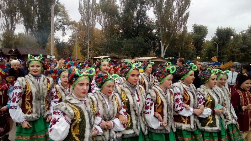 Александр Вилкул_фестиваль казацкой песни