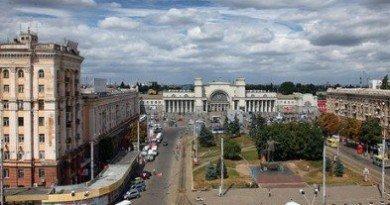 Привокзальна площа_Дніпро