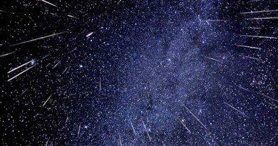метеоритный поток