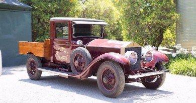 пикап Rolls-Royce