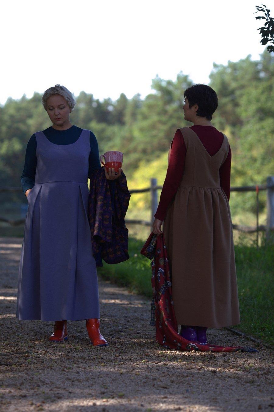 Днепрянка Полина Осокина создала необычную коллекцию платьев1