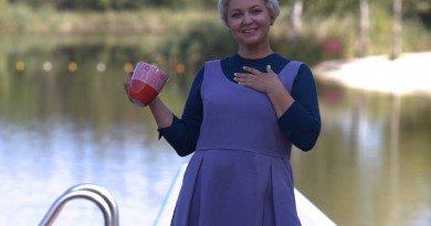 Днепрянка Полина Осокина создала необычную коллекцию платьев