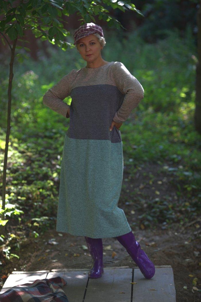 Днепрянка Полина Осокина создала необычную коллекцию платьев2