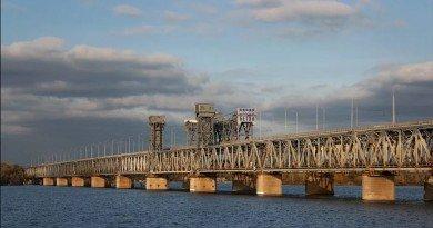 Амурський мост_Дніпро