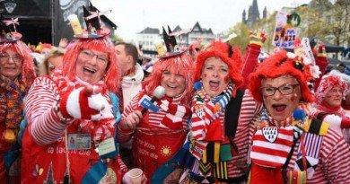 Германия_карнавал
