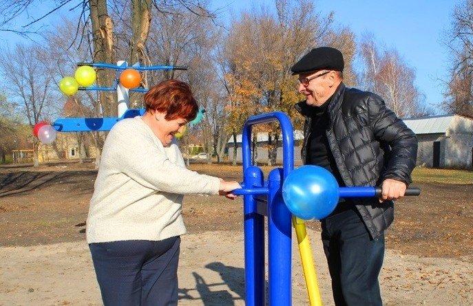 Першотравенские пенсионеры_ДТЭК