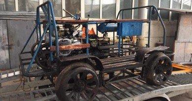 Технический музей Днепра
