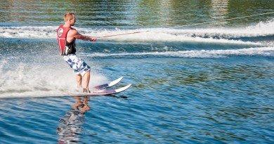 воднолижний спорт
