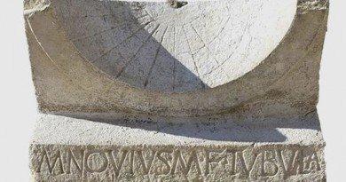 древнеримские часы