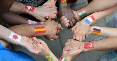 страны мира_руки