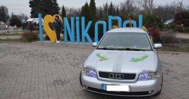 Нікополь_конкурс автівок