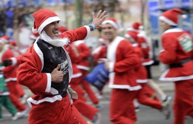 Санта Клаус_Рождество