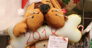 Фонд Вилкула_конкурс новогодних игрушек