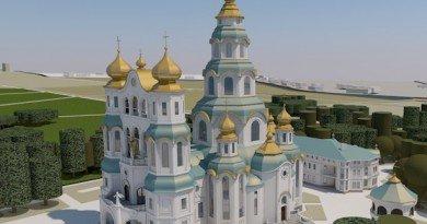 будівництво храму_обласна рада