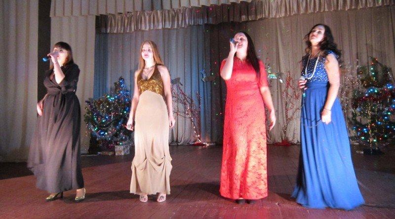Концерт в Васильковке