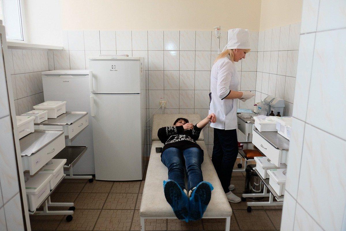 Медики Днепропетровщины призывают вакцинироваться от дифтерии