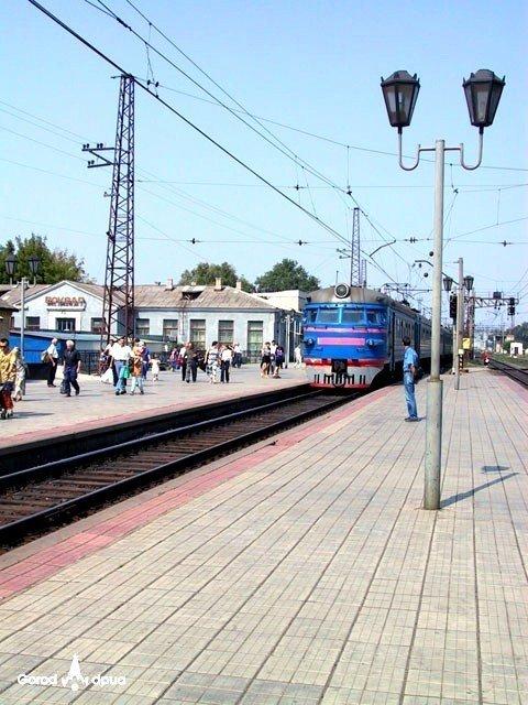 Станция Нижнеднепровск