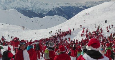 Швейцария_Санта-Клаусы