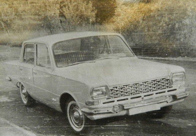 самодельный автомобиль Балтика