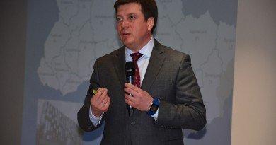 Про досягнення об'єднаних громад говорив Геннадій Зубко