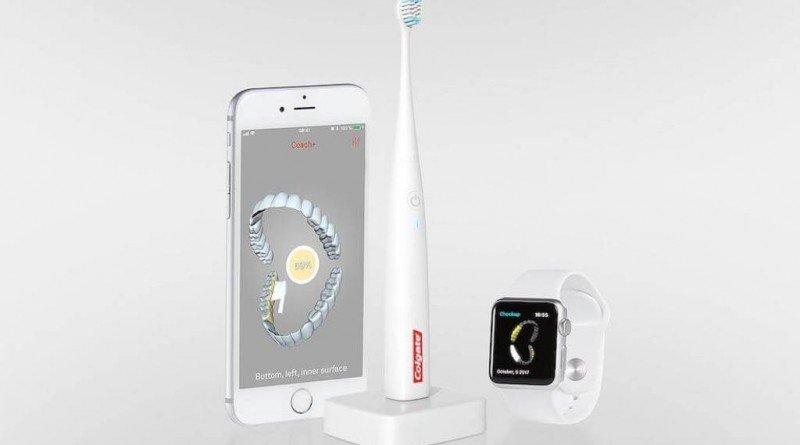 Apple_зубная щетка