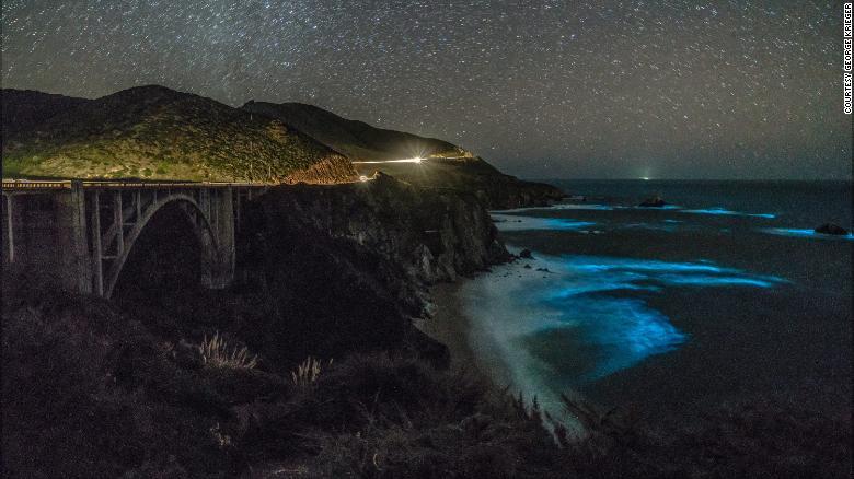 побережье Калифорнии