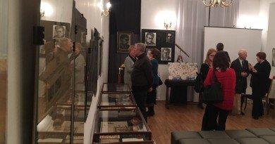 виставка «Все ж таки вона обертається», присвячена сторіччю революції 1917 -1921 років