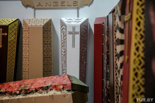 картонные гробы