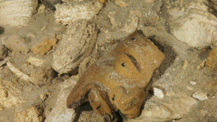 кладбище древних майя